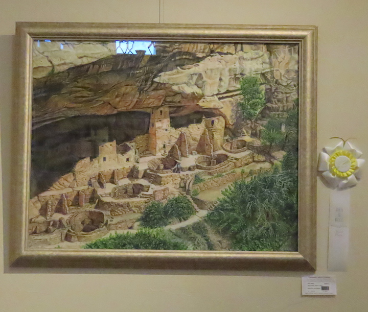 Cliff Palace by Robert La Rose